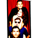 Crystal Reed, Daniel Sharman, Tyler Hoechiln & Charlie Carver - crystal-reed icon