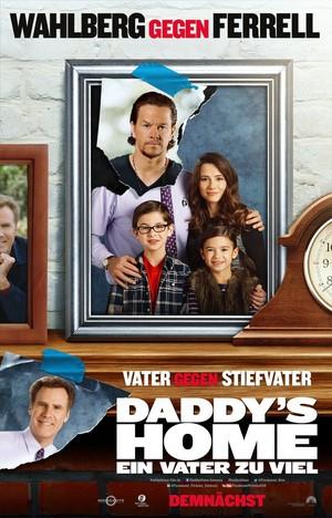 Daddy's nyumbani - Poster