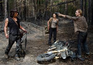 6x06 ~ Always Accountable ~ Daryl, Dwight & Honey