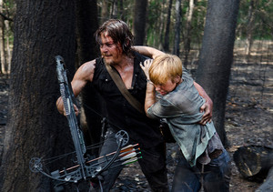 6x06 ~ Always Accountable ~ Daryl & Tina