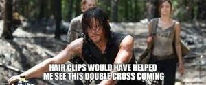 Daryl's hair