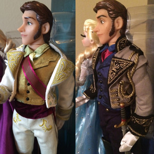 Disney Fairytale Collection - Elsa and Hans