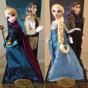 Disney Fairytale Collection - Elsa and Hans