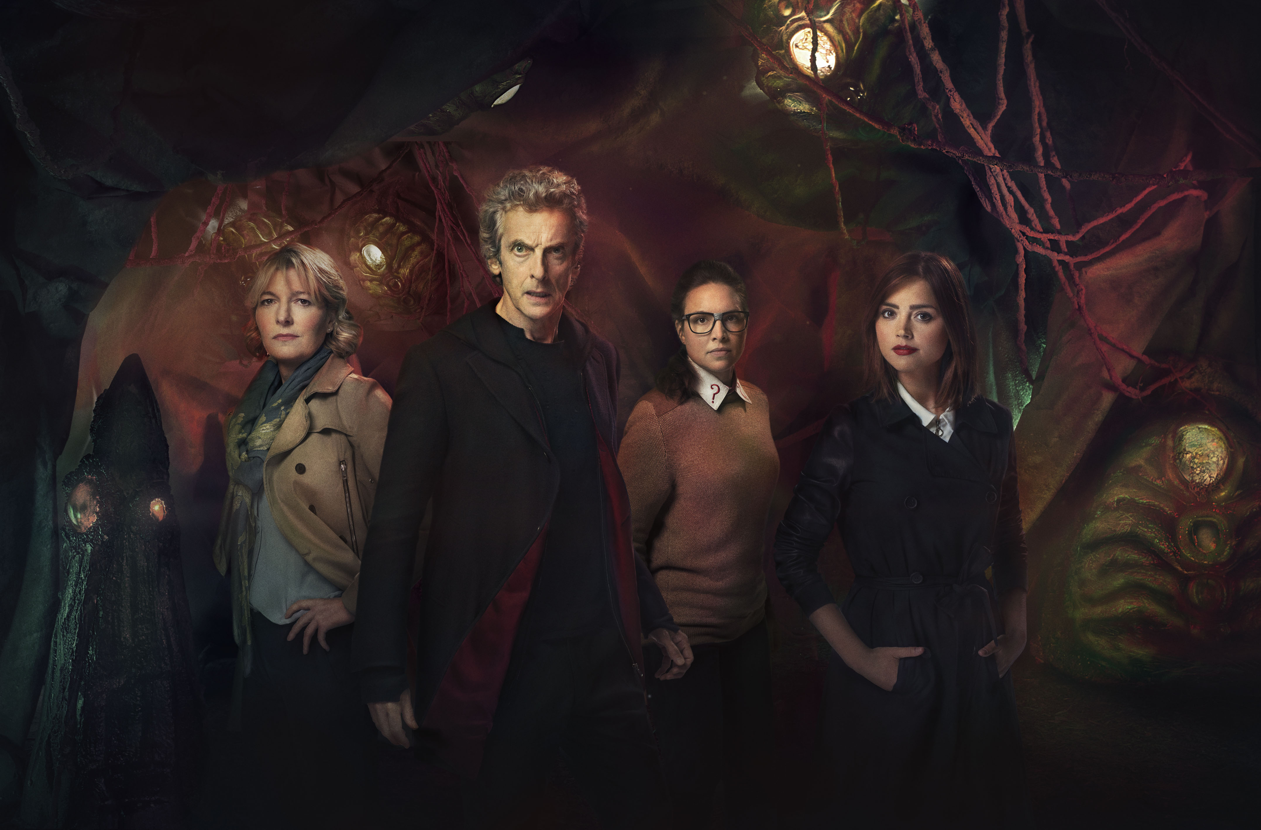 Doctor Who - Episode 9.08 - The Zygon Inversion - Promo Pics