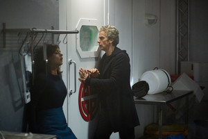 Doctor Who - Episode 9.09 - Sleep No More - Promo Pics