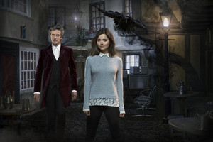 Doctor Who - Episode 9.10 - Fear The Raven - Promo Pics