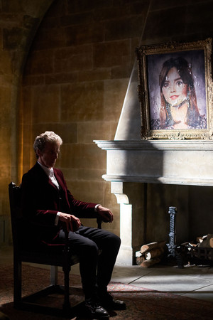 Doctor Who - Episode 9.11 - Heaven Sent - Promo Pics