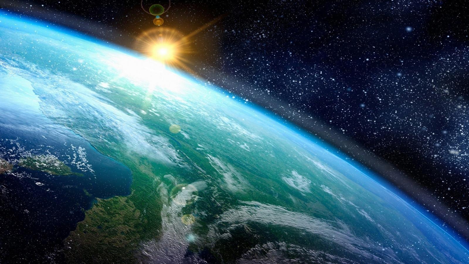 Earth Space Wallpaper 39056284 Fanpop