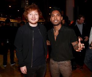 Ed at Shining Light 音乐会