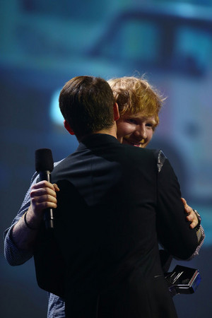Ed won the ARIA Diamond Award