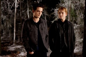 Edward and Carlisle