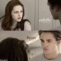 Edythe Cullen and Beau Swan