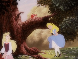 Eilonwy and Alice
