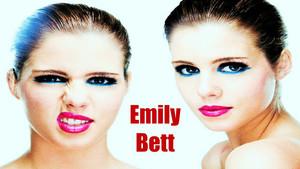 Emily Bett Rickards wallpaper