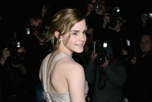 Emma at burberry, बरबरी and Vanity Fair Portraits