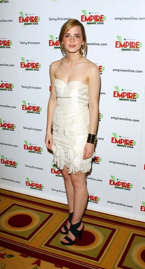 Emma at Empire Film Awards
