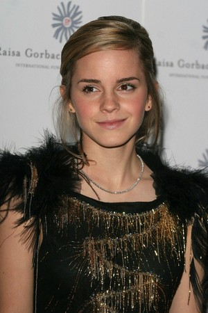 Emma at Raisa Gorbachev Foundation Party