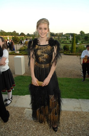 Emma at Raisa Gorbachev Foundation Party