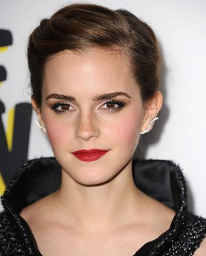 Emma at The Bling Ring LA Premiere