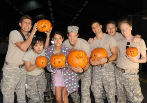 Enlisted - Behind the Scenes - Halloween!