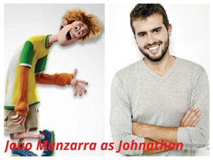 Eur. Portuguese Voice Actors in HT2!
