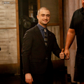 Ex: Daniel Radcliffe on CONAN - TBS. (FB.com/DanielJacobRadcliffeFanClub) - daniel-radcliffe photo