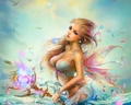 Fairy - fantasy wallpaper