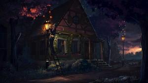 Fairytale đường phố, street