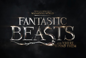Fantastic Beasts and Where To Find Them - First Official Logo
