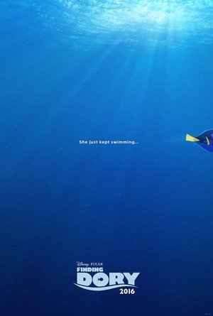 Finding Dory the movie poster