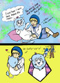 Finland vs Sweden Spoof Page 4  - hetalia-couples photo