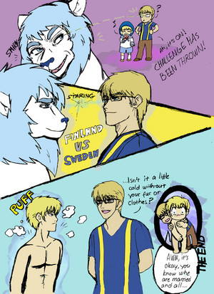 Finland vs Sweden Spoof Page 7