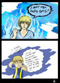 Finland vs Sweden  - hetalia-couples photo
