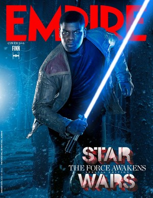 Finn,SW:The Force Awakens