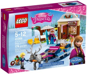 La Reine des Neiges - Anna 2016 Lego Set