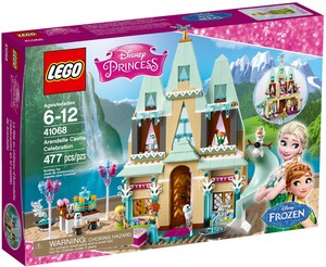 La Reine des Neiges - Anna and Elsa La Reine des Neiges Fever lego 2016