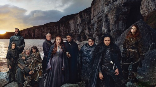 Game of Thrones پیپر وال possibly with an alpinist, الپاناسٹ entitled Game of Thrones