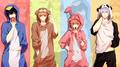 Gintama - gintama fan art