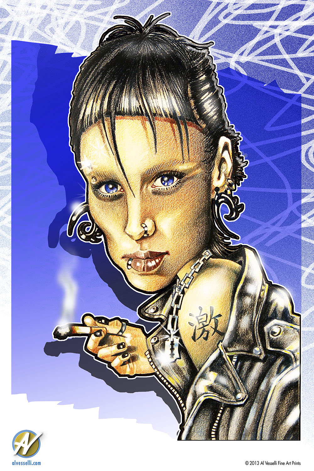 The Girl With The Dragon Tattoo Imagenes Girl With The Dragon Tattoo
