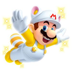 Golden Tanooki Mario