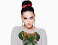 katy-perry - H&M Holiday Campaign wallpaper