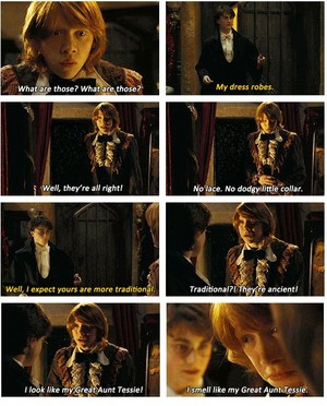 Harry Potter GOF scene