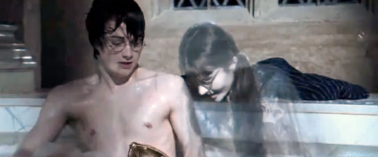 Harry Potter and Moaning Myrtle