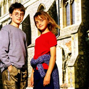 harry e hermione