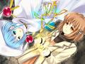 Hecate and Kazumi - shakugan-no-shana fan art