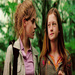 Hermione and Ginny - harry-potter icon