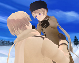 Holding The Past. Child Russia is so cute