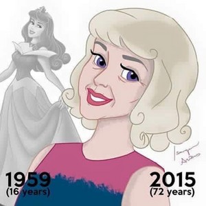 How Old Would Disney Princesses Be Today?