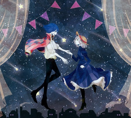 Howl and Sophie wallpaper probably with anime called Howl and Sophie