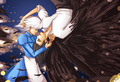 Howl and Sophie - howls-moving-castle fan art